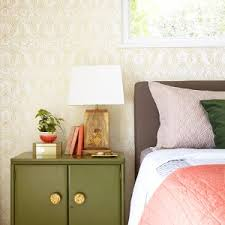 Green And Gold Desk Lamp Architecture Inspiring Bedroom Makeover Created By Decorview And