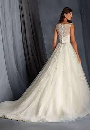 alfred angelo vintage lace wedding dresses alfred angelo ivory tulle lace horsehair trim rhinestones sequins