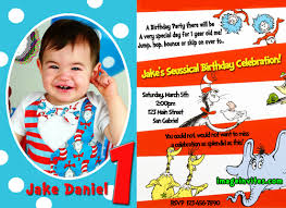 dr seuss birthday invitations dr seuss party invitations cimvitation
