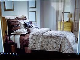 jlo bedding jennifer lopez bedding collection desert luxe 4 pc comforter set