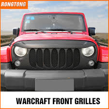 jeep light bar grill grille for jeep wrangler grille for jeep wrangler suppliers and