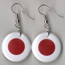 japan earrings japanese earrings ebay