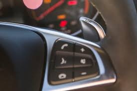 drivers never use paddle shifters but automakers install them anyway