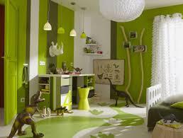 peinture de mur pour chambre couleurs chambre enfant association couleurs vert pistache pour