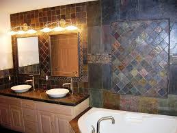 bathroom slate tile ideas slate tile bathroom decor ideas excellent slate tile bathroom