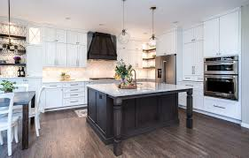 paint stained kitchen cabinets the big remodeling question in denver is painted cabinets or