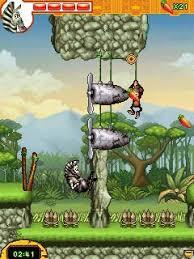 madagascar 2 escape africa java game mobile madagascar