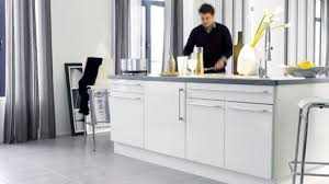cuisine blanche sol gris beautiful idee faience cuisine blanc sol gris pictures amazing