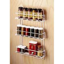 Spice Rack Organizer 3 Shelf Wire Spice Rack Container Store Nail Polish Holder And