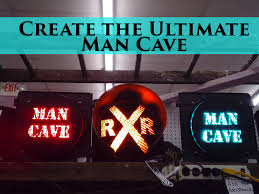 create the ultimate man cave blindster blog