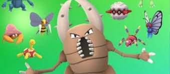 there won u0027t be a bug type pokémon go event next week for us au