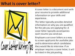 13 tips to write skiller cover letter