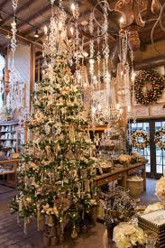 White Christmas Tree With Gold Decorations 223 Best Roger U0027s Gardens Images On Pinterest Christmas Decor