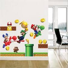Super Mario Bedroom Decor Aliexpress Com Buy Saturday Monopoly New Pvc Super Mario Bros