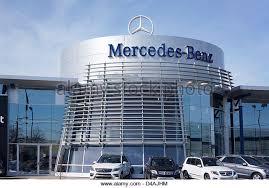 dealer mercedes mercedes dealership stock photos mercedes dealership stock