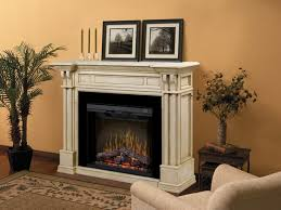 electric fireplace with mantel antique whitefarmhouses u0026 fireplaces