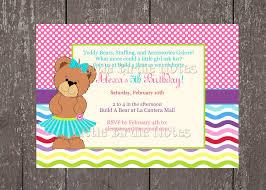 build a bear party invitations variety birthday cards