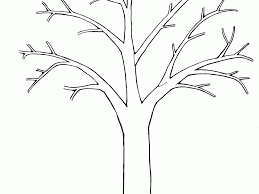 download fall tree coloring pages ziho coloring