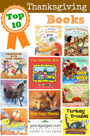 best thanksgiving picture books for preschoolers kindergarten