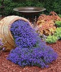 Landscaping Ideas Around Trees Landscaping Around Trees Phlox And Stones Interesting Design
