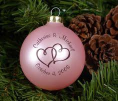 Personalized Ornaments Wedding Personalized Ornament Wedding Favors On Sale Party Favors