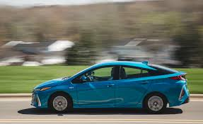 toyota car models 2017 toyota prius prime in depth model review car and driver