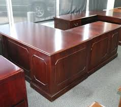 Used L Shaped Desk Used L Shaped Desks U Shaped Desks Ikea Konsulat Within Used L
