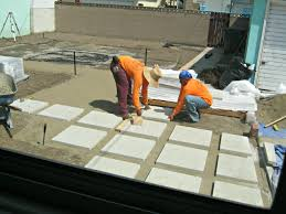 Installing Patio Pavers On Sand How To Install 24 Concrete Pavers Lynda Makara
