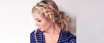 15 easy no heat hairstyles for dirty hair long or short gurlcom