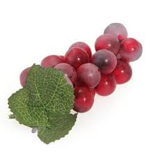 aliexpress com buy lifelike 22 85pcs grain artificial grapes