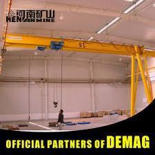 industrial use manual small gantry crane with manual hoist buy