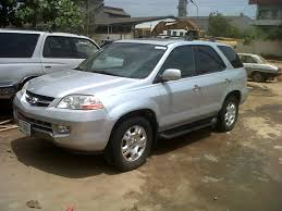 acura jeep a registered acura mdx jeep for sale 20002 model autos nigeria