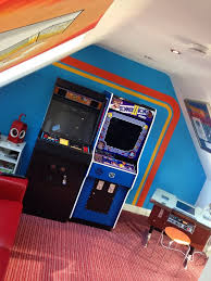 post your most recent pic of your game room arcade otaku