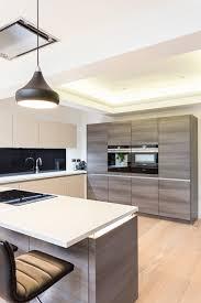 modern handleless kitchens modern handleless nolte kitchen in feel and manhatten ranges this