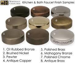 shop whitehaus collection decohaus brushed nickel 1 handle whitehaus whpf0501 decohaus 10 3 4 inch deck mount pot filler w
