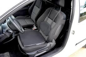coussin siege auto coussin d assise pour siège de voiture ergodrive