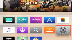 how to configure the fourth generation apple tv as a homekit hub