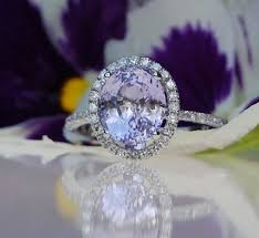 chagne diamond engagement ring resereved 3ct lavender violet oval color change sapphire ring