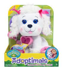 cabbage patch kids adoptimals poodle walmart com