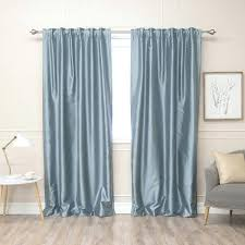 White Faux Silk Curtains Faux Silk Curtains Home Faux Silk Blackout Lined Curtains
