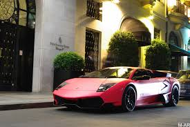 car lamborghini pink pink lamborghini automotive cars