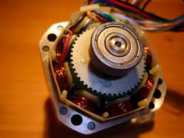 integrated stepper motor controllers with canbus wiring diagram