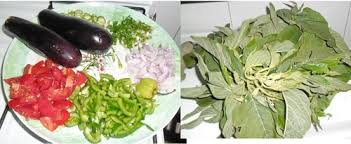 legume a cuisiner poisson frit aux légumes verts recettes africaines
