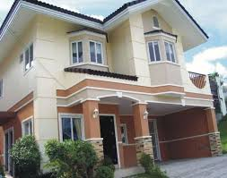 House and Lot For Sale In Cebu City Virginia Hills Subdivision