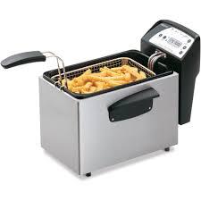 t fal 1 8l deep fryer with ez clean filtration system walmart com