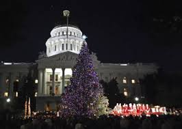 where to see christmas lights in sacramento 2015
