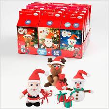 make your own christmas snowman reindeer father christmas kids