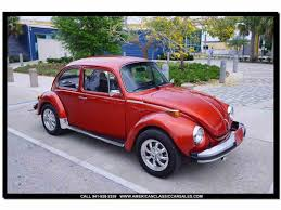 1974 volkswagen super beetle for sale classiccars com cc 973161