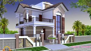home design 3d 2014 square feet small double storied house kerala home design