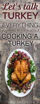 everything you need to about cooking a turkey thanksgiving